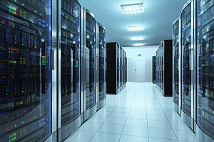 Data center for cyber security