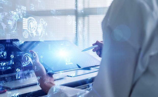Employee running vulnerability testing