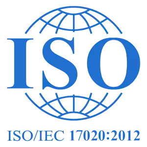 ISO 17020-2012 Logo